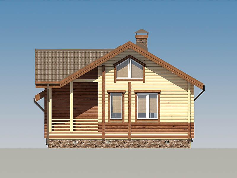 Проект дома сокол фото